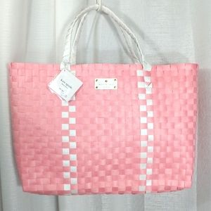 KATE SPADE Authentic Fragrance Collection Tote NWT